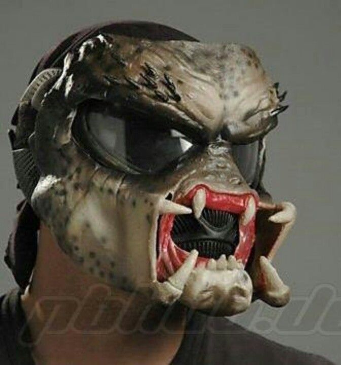 masque paintball predator