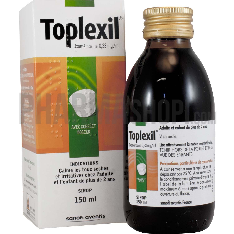 medicament pour toux