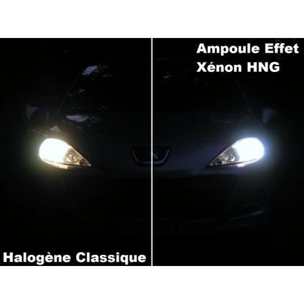 meilleur ampoule h7 effet xenon
