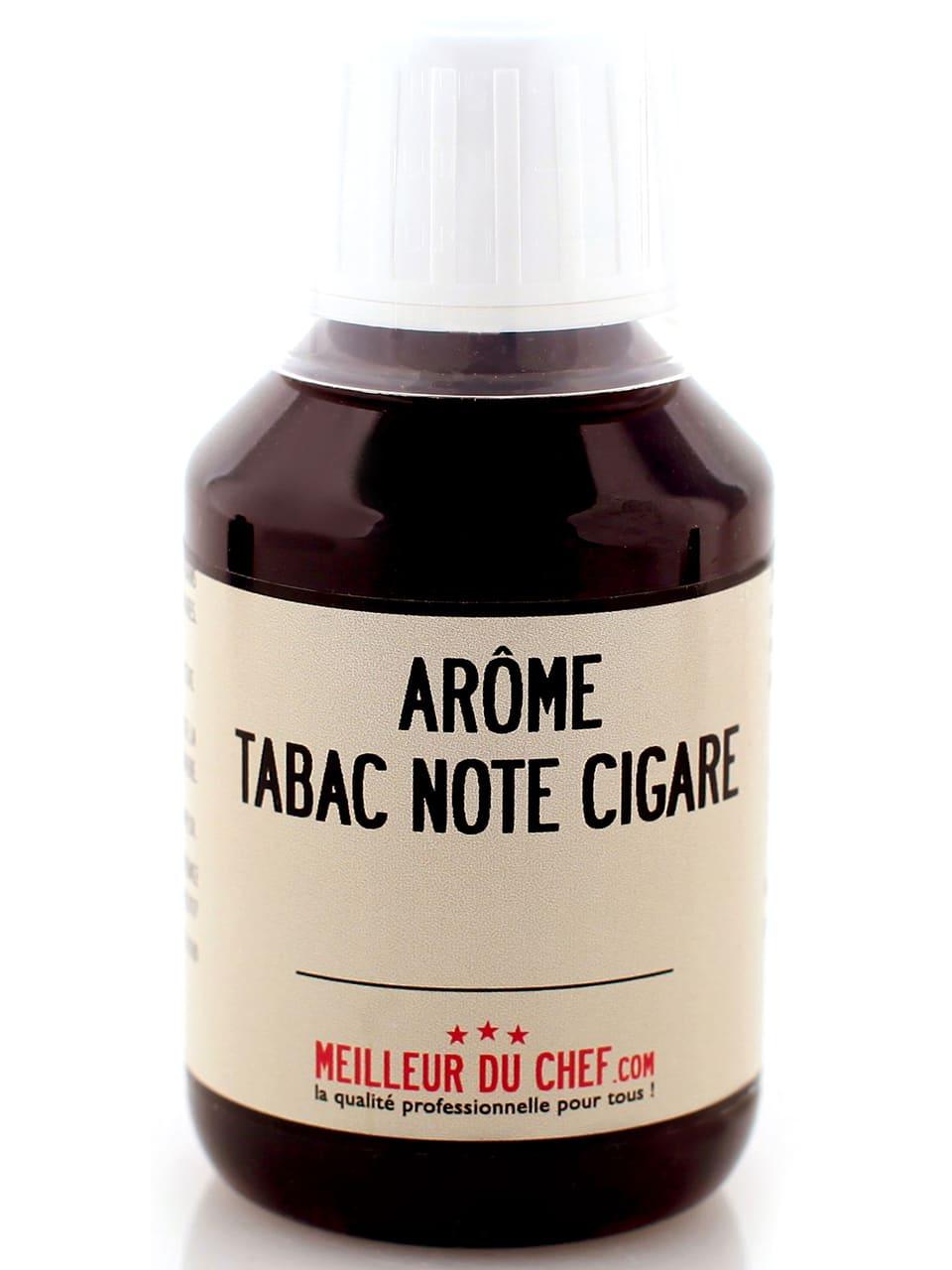 meilleur arome tabac
