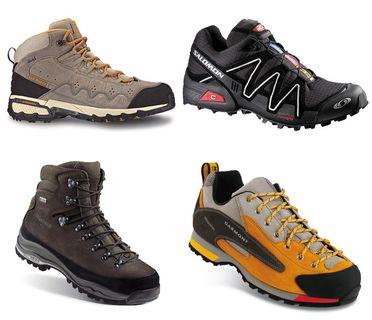meilleur chaussure de marche en ville