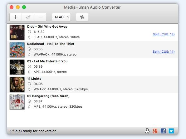 meilleur convertisseur audio