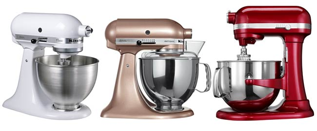 meilleur kitchenaid