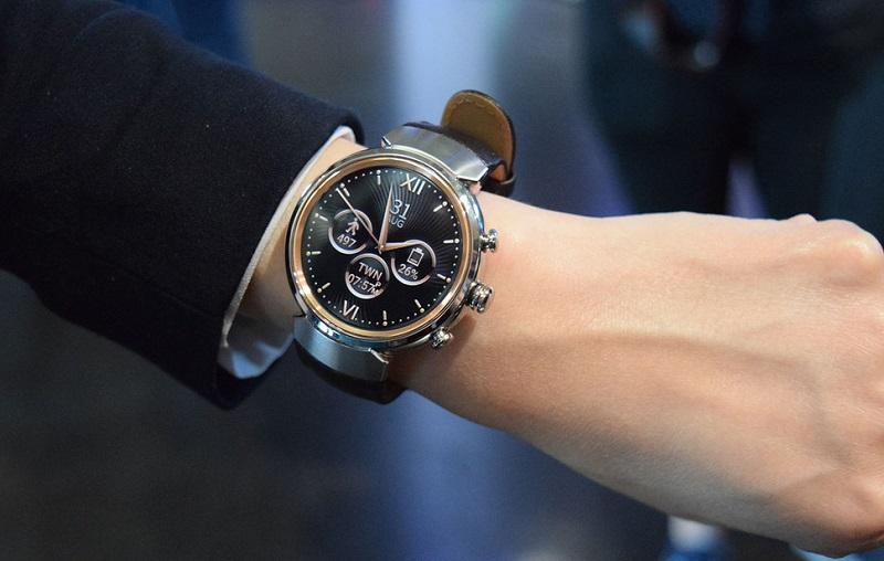 meilleur montre connectée 2017