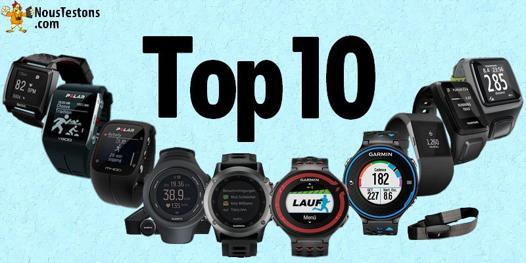 meilleur montre running