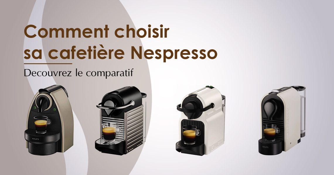 meilleur nespresso