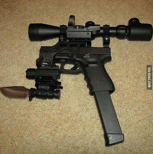 meilleur pistolet du monde