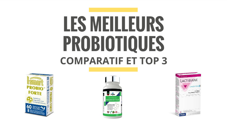meilleur probiotique naturel