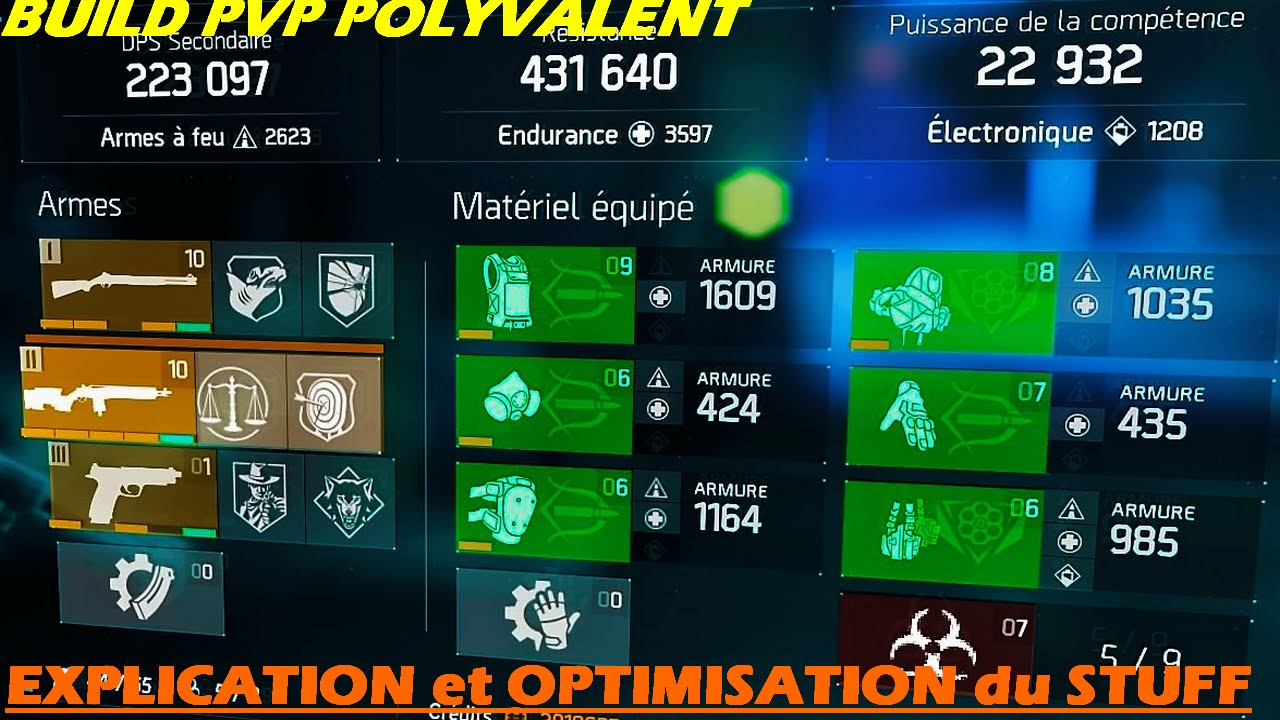 meilleur set the division