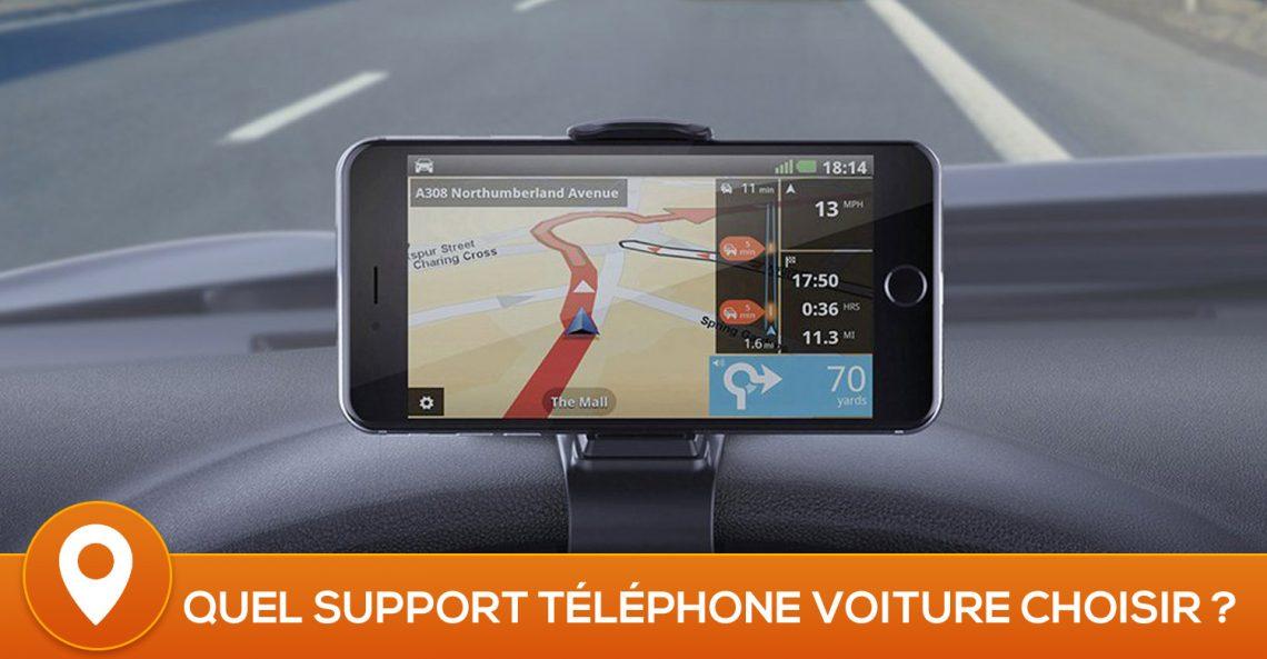 meilleur support smartphone voiture