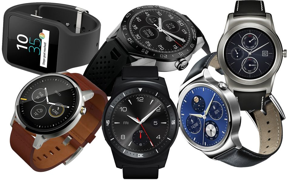 meilleures montres connectées