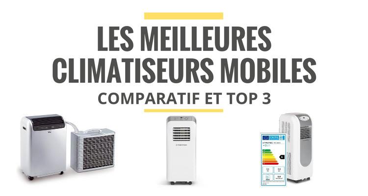 meilleurs climatiseurs mobiles