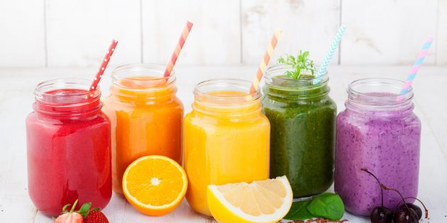 meilleurs smoothies