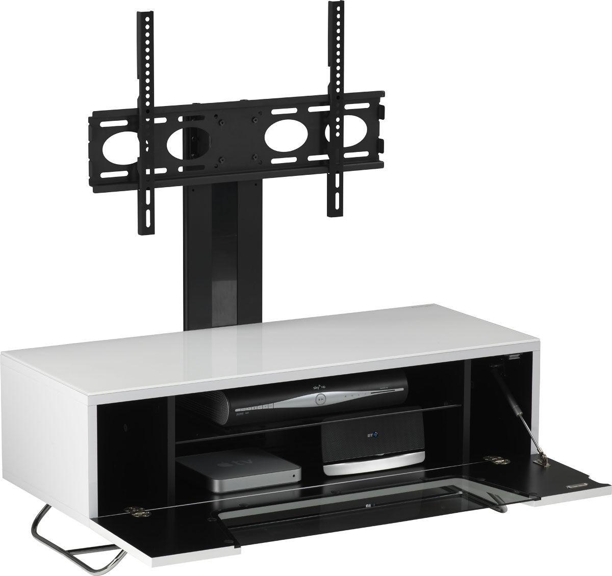 meuble tv avec fixation integree