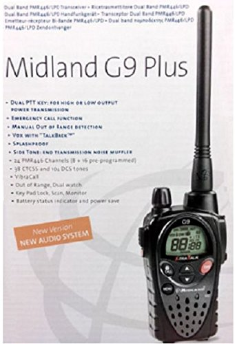midland g9 plus export