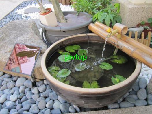 mini fontaine solaire