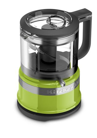 mini robot culinaire