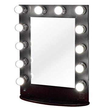 miroir lumineux maquillage