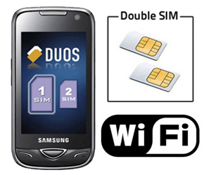 mobile double carte sim