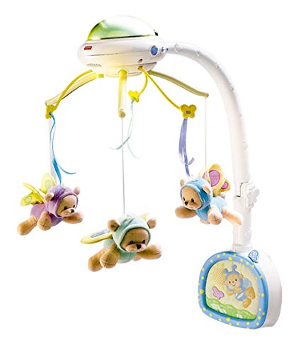 mobile papillon fisher price