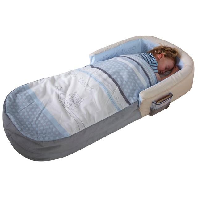 mon premier lit gonflable