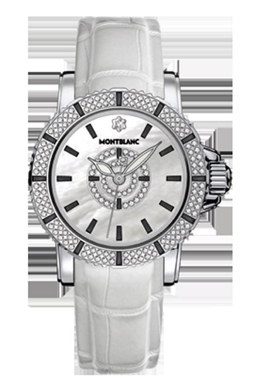 mont blanc montre femme