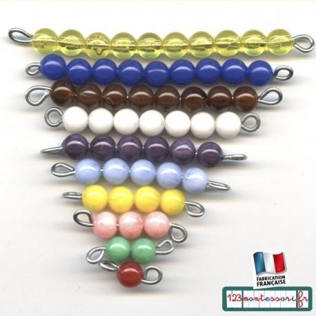 montessori perles