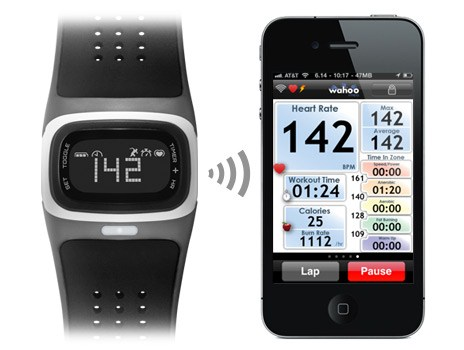 montre cardio android