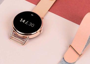 montre connectée iphone femme
