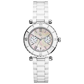 montre guess ceramique