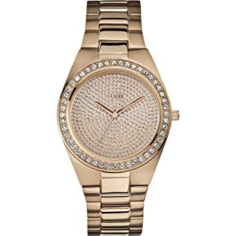 montre guess rose gold
