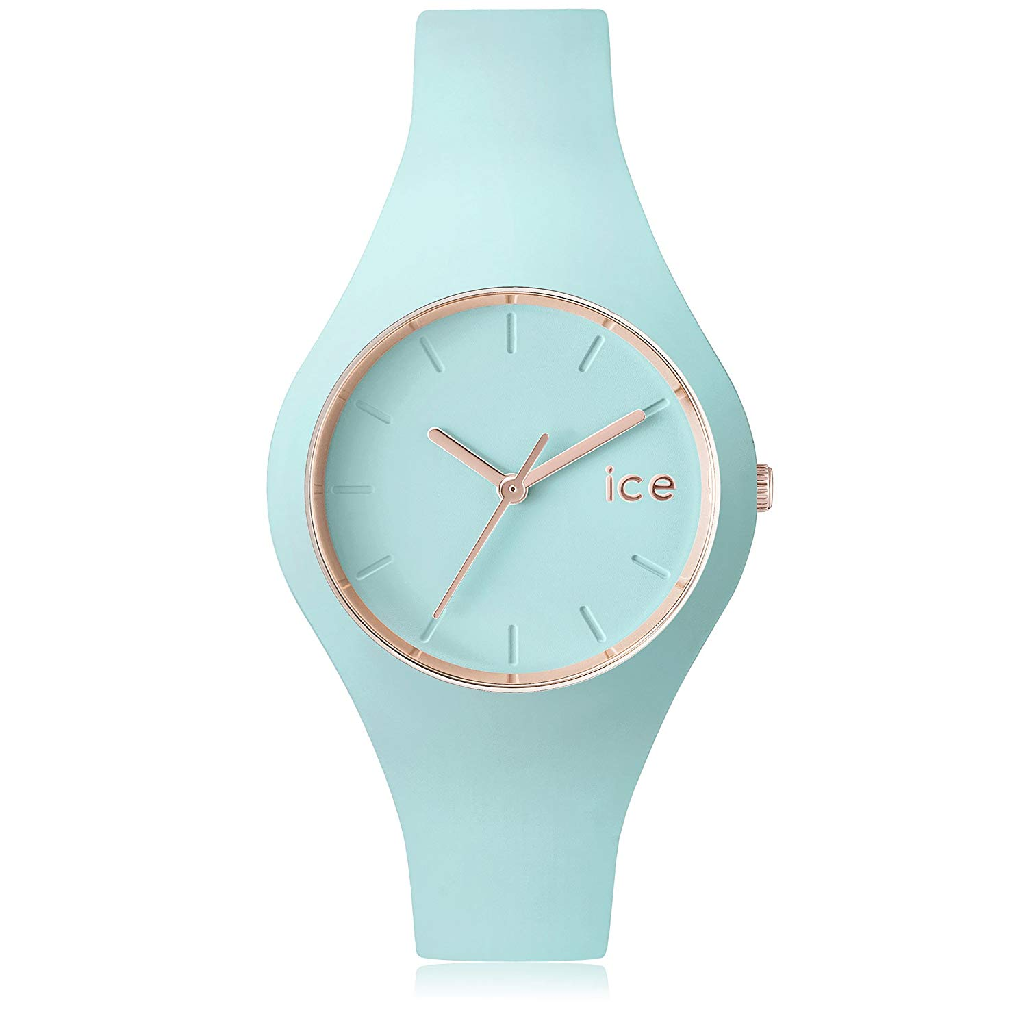 montre ice watch bleu turquoise