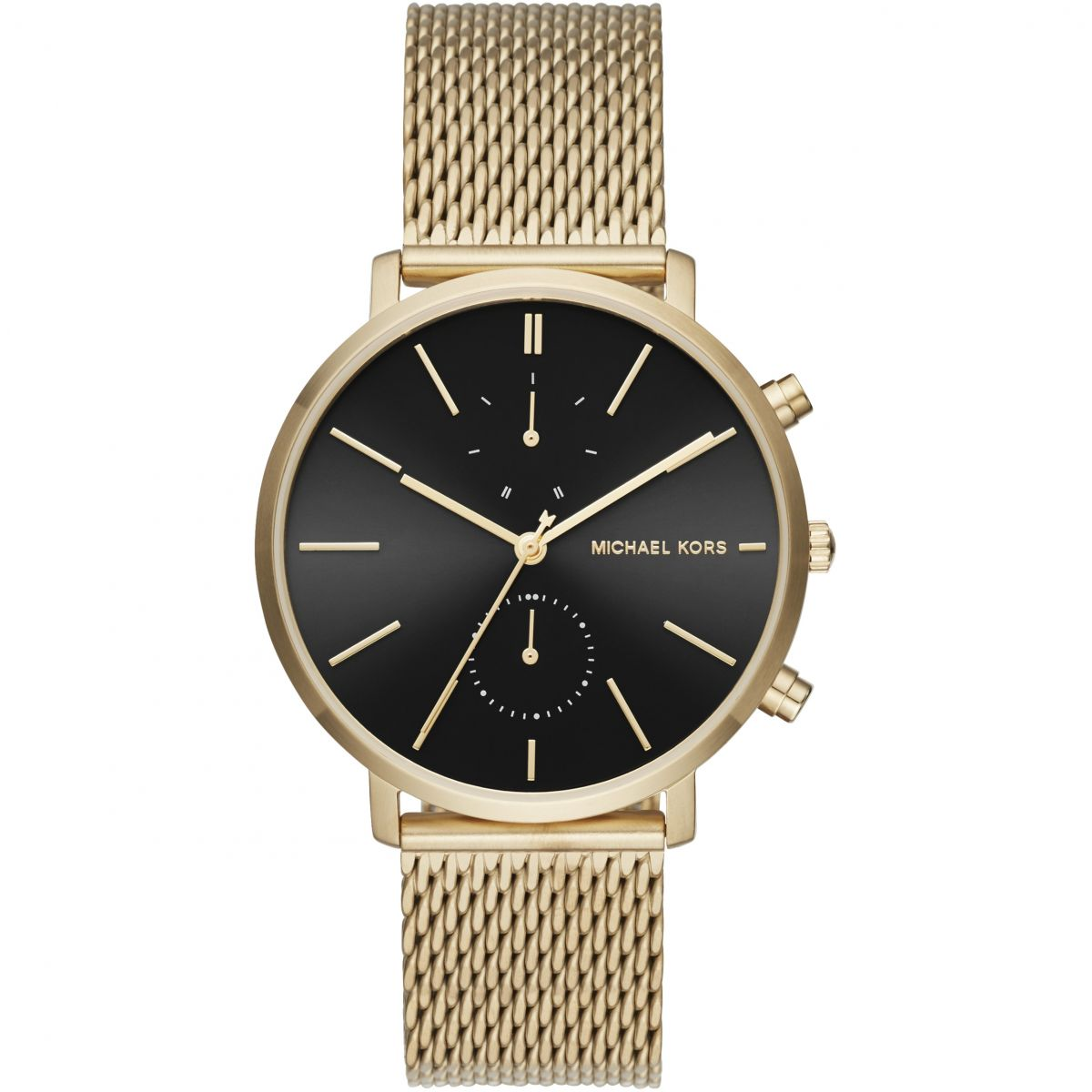 montre michael kors or homme