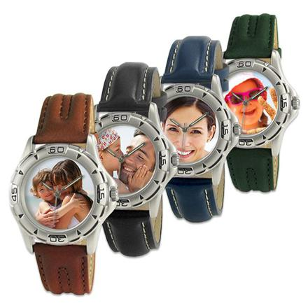 montre personalisé