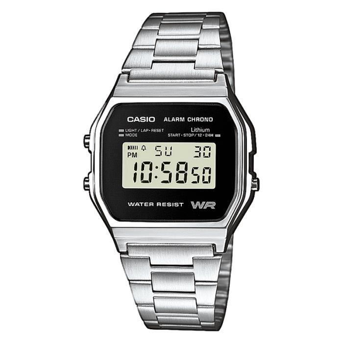 montre quartz casio