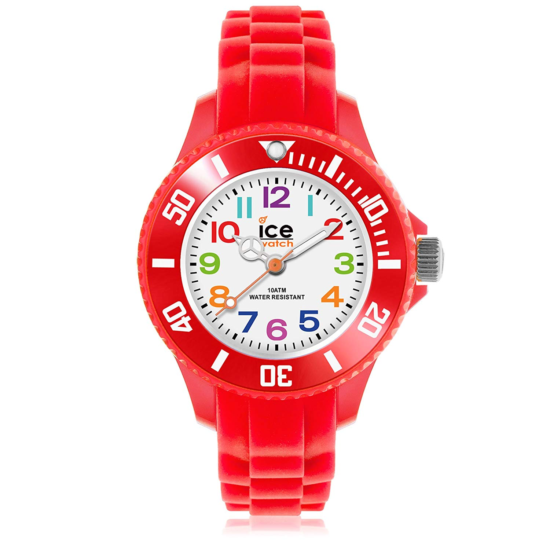 montre rouge enfant