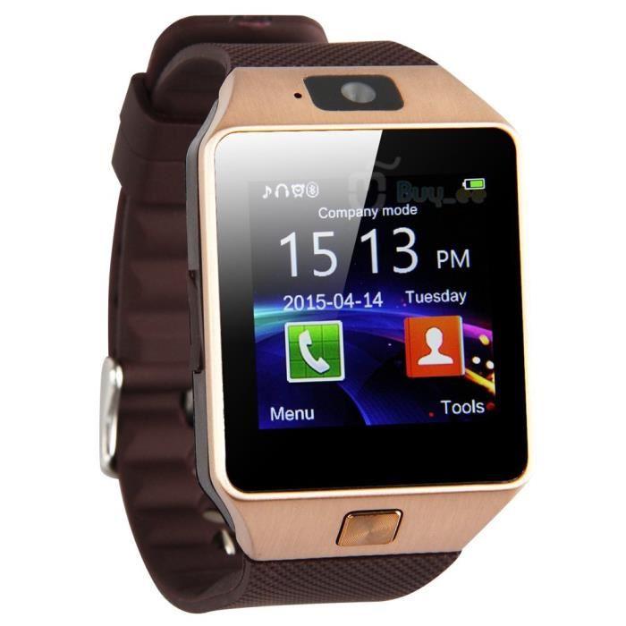 montre smartwatch