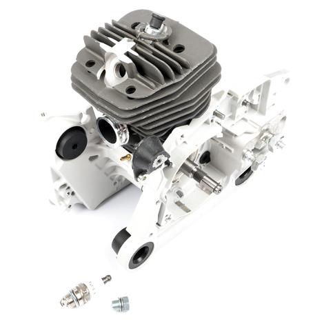 moteur de tronçonneuse