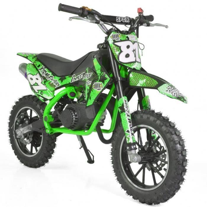 motocross pour enfant