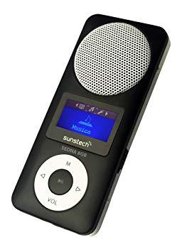 mp3 avec haut parleur intégré