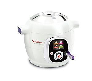 multicuiseur intelligent moulinex ce7021 cookeo usb
