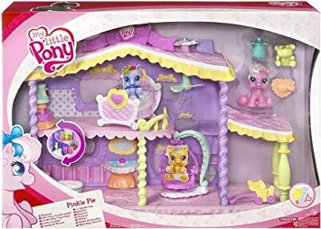 my little pony maison