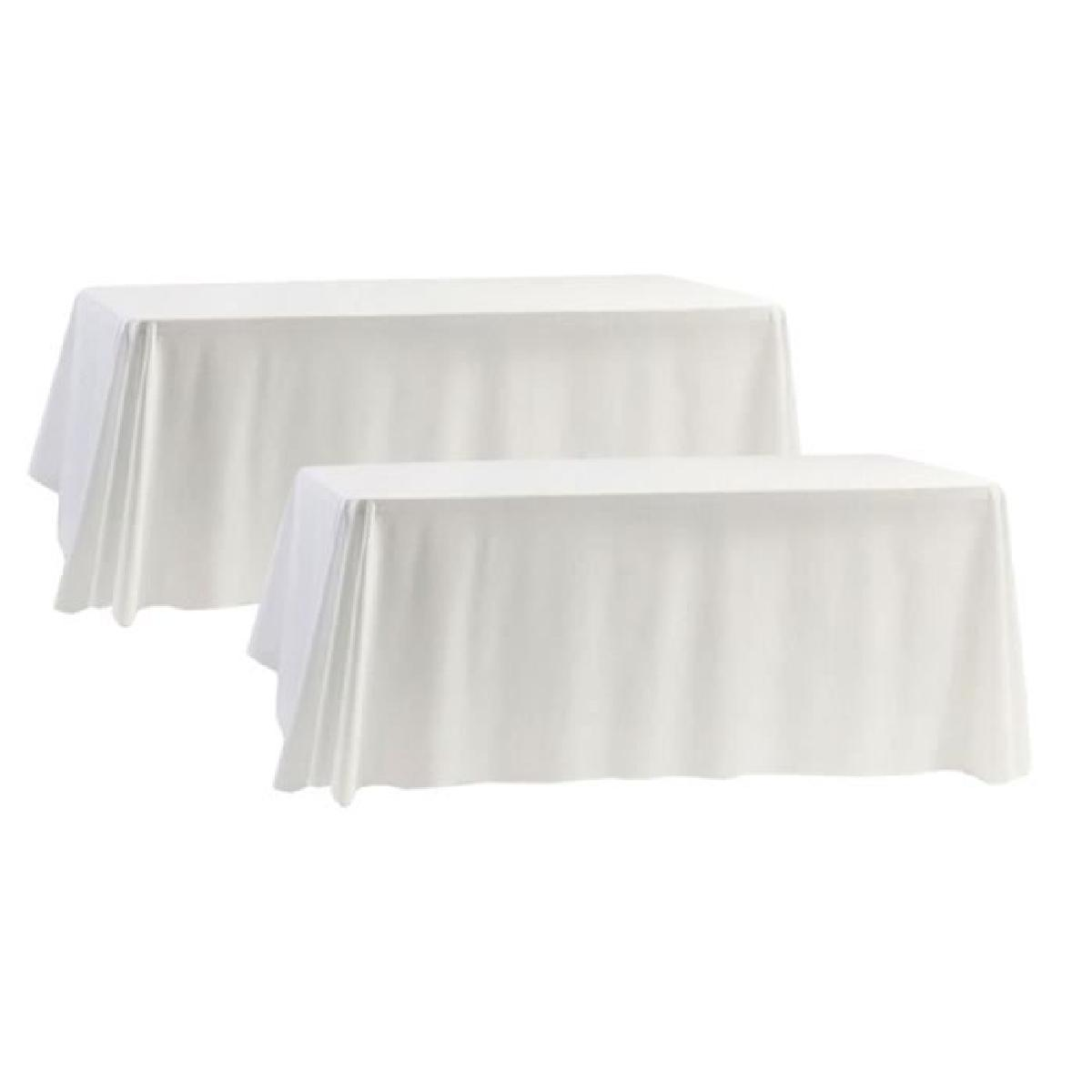 nappe polyester rectangulaire