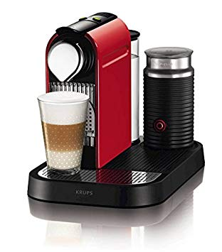 nespresso krups coffee machine