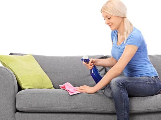 nettoyer un fauteuil