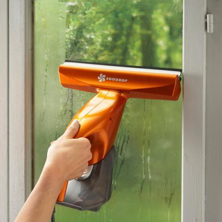 nettoyeur vitre vapeur sans fil