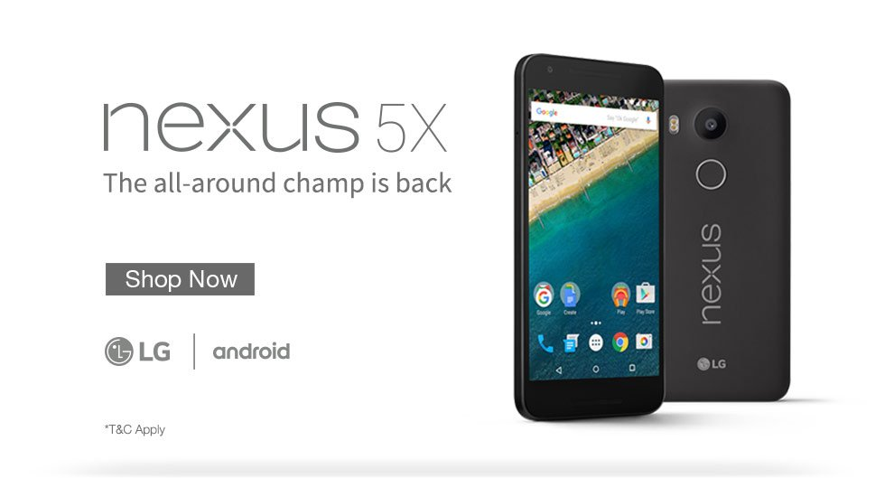 nexus amazon