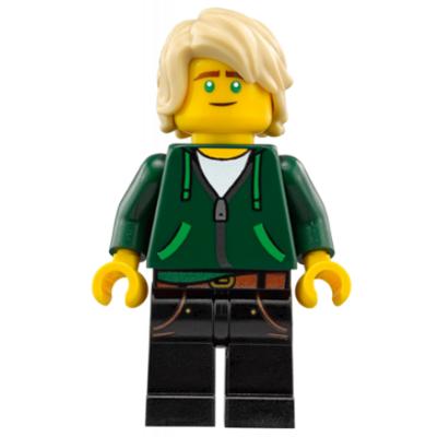ninjago vert lego