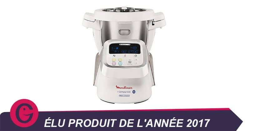 nouveau robot cuiseur moulinex
