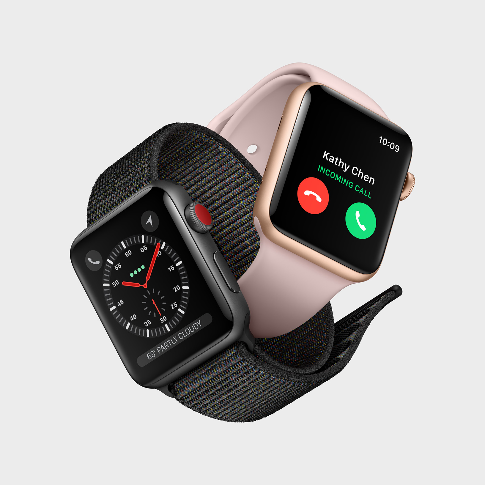nouvelle apple watch 3